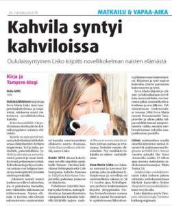 Oululehti 26.11.2014